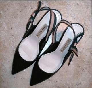 Zara slingnback heels, size 7
