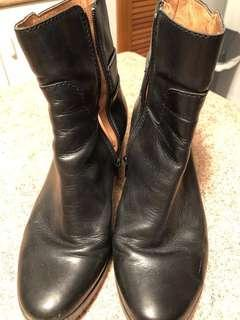 Witchery leather boot