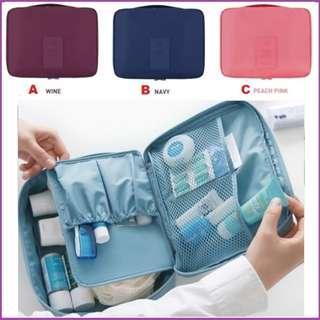 Travel Bag Luggage Bag Travel Organizer Organiser Cosmetic pouch bag