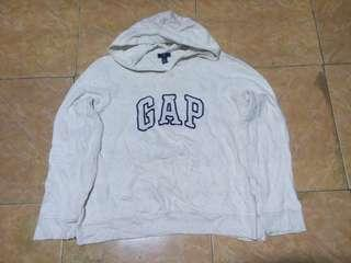 hooded gap size.L