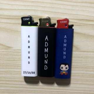 Customised lighters