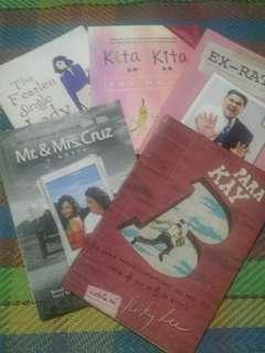 Pre Loved Books (Filipino Authors)