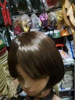 Fiber wig Looks like real hair
