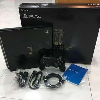 PS4 Slim 1TB (FF XV Edition)