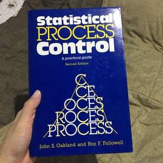 Statistical Process Control by John F. Oakland and Roy F. Followell