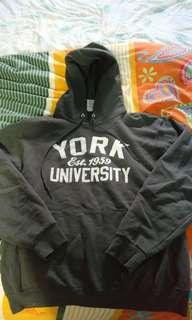 York University hoodies