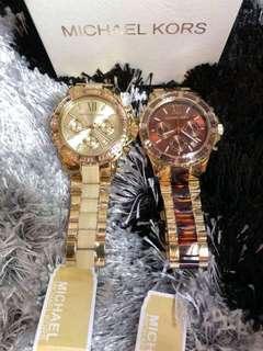 Unisex MK Watch