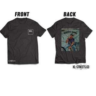 BENZOOLOO TSHIRT OFFICIAL READY STOCK