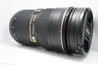 Nikon lense