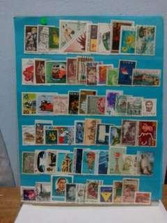 Worldwide Stamps 60 pcs Set 11