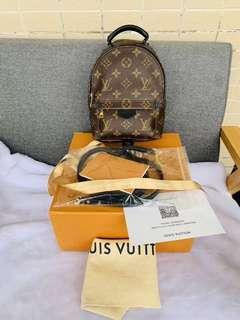Lv Bag backpack mini 🆕