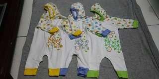 #momjualan #jualanibu Baby jumper velvet
