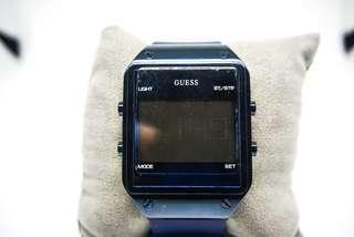 Jam tangan Guess Rubber fullset