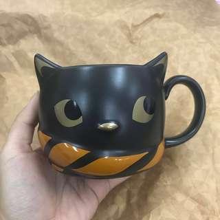 [PENDING] Starbucks Cat Halloween Mug