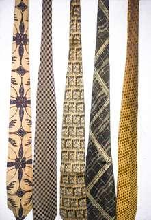 Berbagai macam dasi
