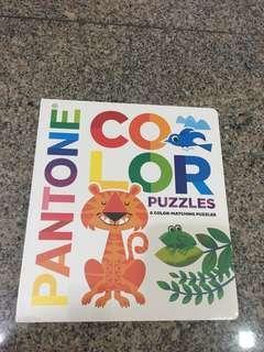 BNIP Pantone color puzzle