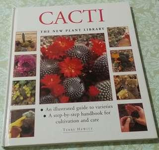 Cacti (The New Plant Library)