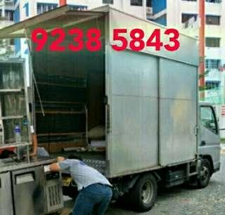 Mover and transportation services call 92385843 JohnsionMover