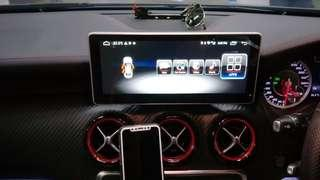 Mercedes E/C/A/G class Android system