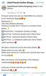 Come and Join🤗🛍🤗