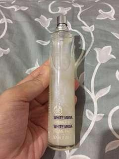 The Body Shop Limited Edition White Musk Shimmer Mist 50ML