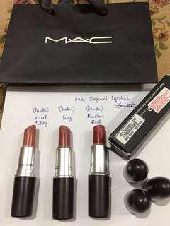 ORIGINAL MAC LIPSTICK