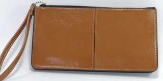 Wristlet wallet long