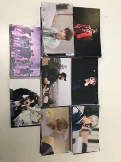 Bts unsealed photocards