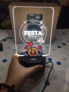 BTS Festa 2018 Mood Light