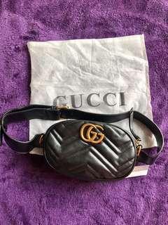 "Gucci ""Fashion Style"" Belt/Sling Bag"