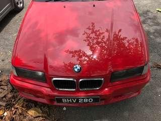 1997 BMW 328i (CBU) 2.8(A)