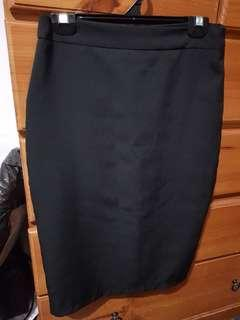 Ladies size small business skirt