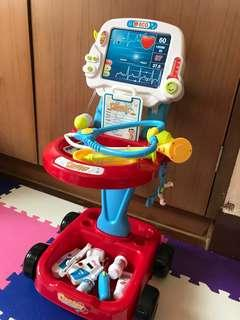 全新醫生玩具 vtech thomas and friends