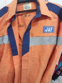 Baju towing jaf