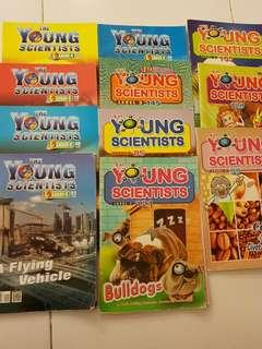 Young Scientist Magazines