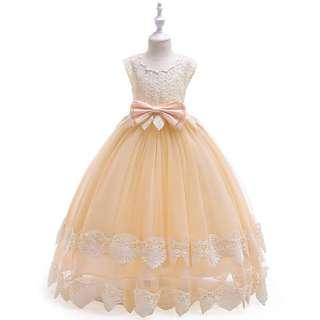 92b56863d5 Preorder - Kids Dinner Gown Party Dresses - LQA LP-207