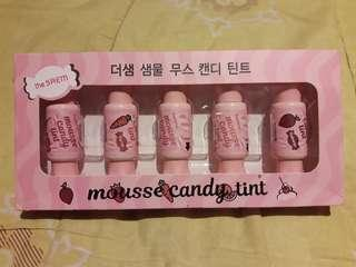 On hand lip/cheek tint 1 set