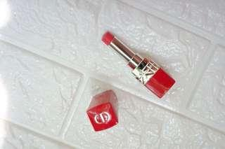 Authentic Christian Dior Ultra Rogue Lipstick