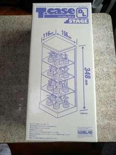 Wave T-case DL Stage (display box, 展覽箱)