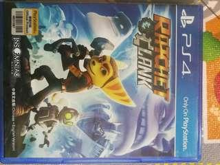 PS4 Games - Ratchet and Clank