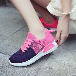 Sneaker two tone