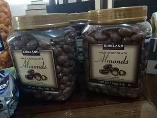 Kirkland chocolates