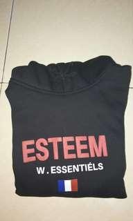 Hoodie W.Essentiels Black
