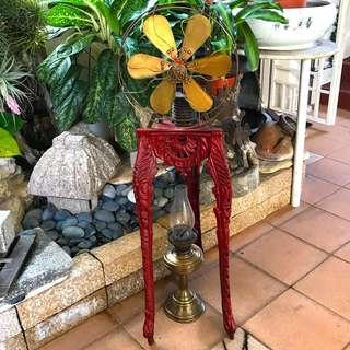 Antique GEC Fan/Heater