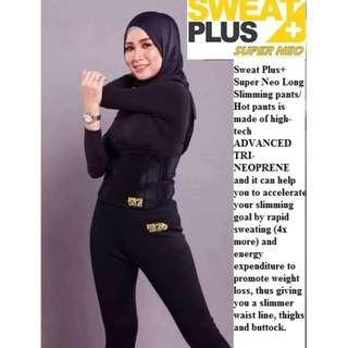Sweat Plus+ Super Neo Slimming Pants
