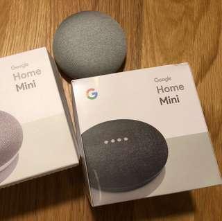 google home mini (黑色,日版)