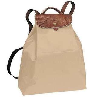 Longchamp Backpack Le Pliage Nylon