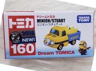 Tomica Dream 160 Minions ( Stuart )