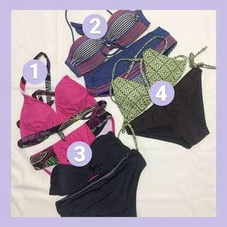 BUNDLE SALE: TWO PIECE BIKINIS
