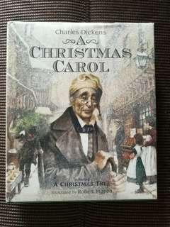 A Christmas Carol by Charles Dickens (hardcover)